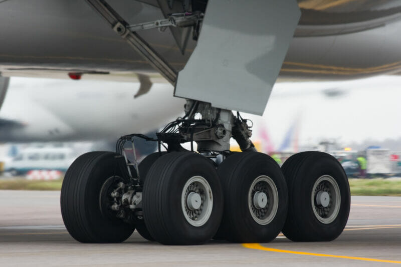 Aircraft Wheels Design and Manufacturing