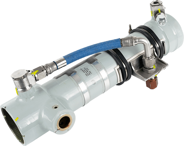linear actuator for aerospace